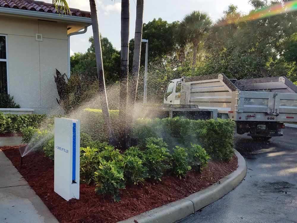 Matteos Commercial Landscaping Turtle Creek South Florida